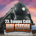 23. Europa Cafe