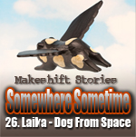 26. Laika - Dog From Space