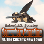 42. The Citizen's New Town