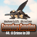 44. A Crime in 3D