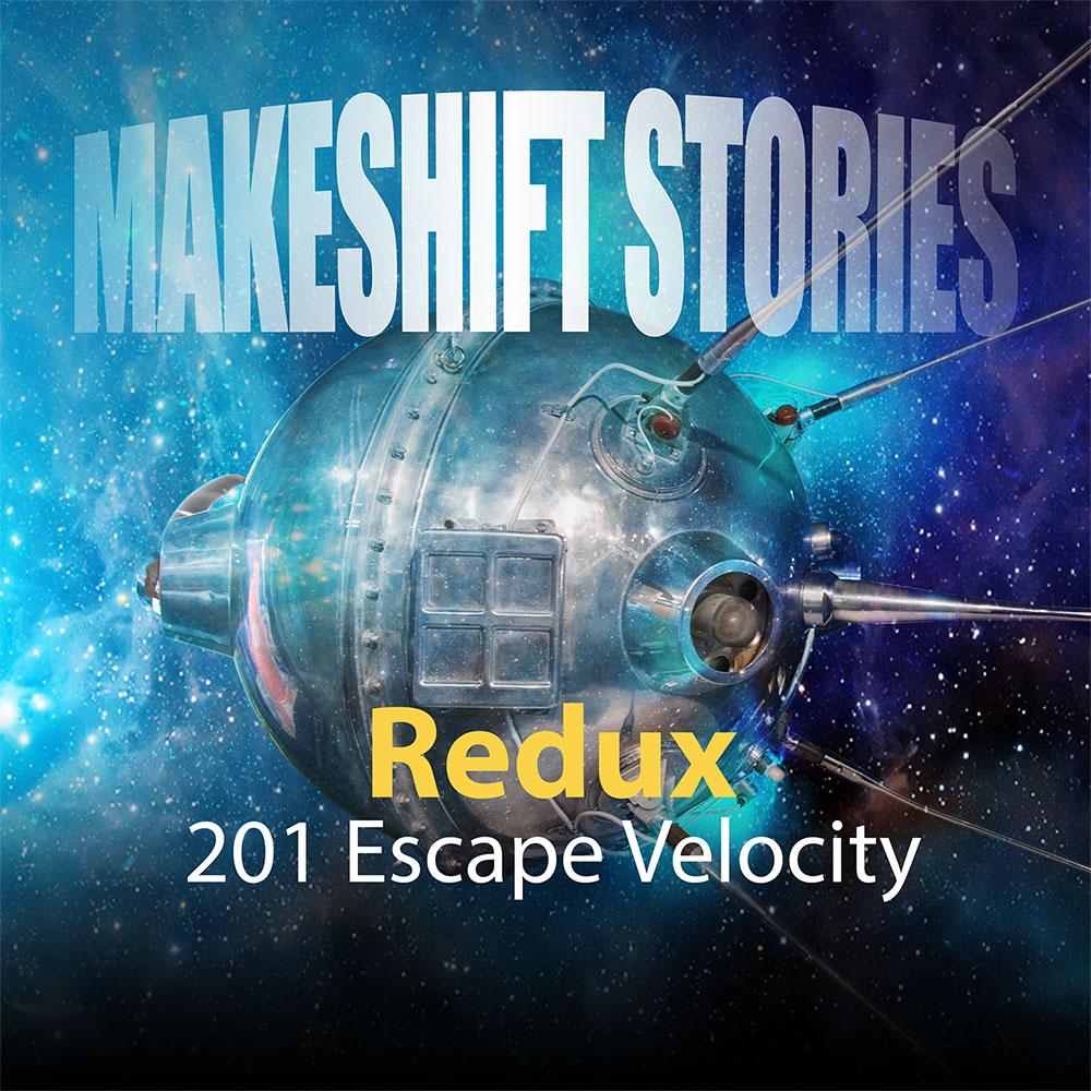Episode art for 201 Escape Velocity