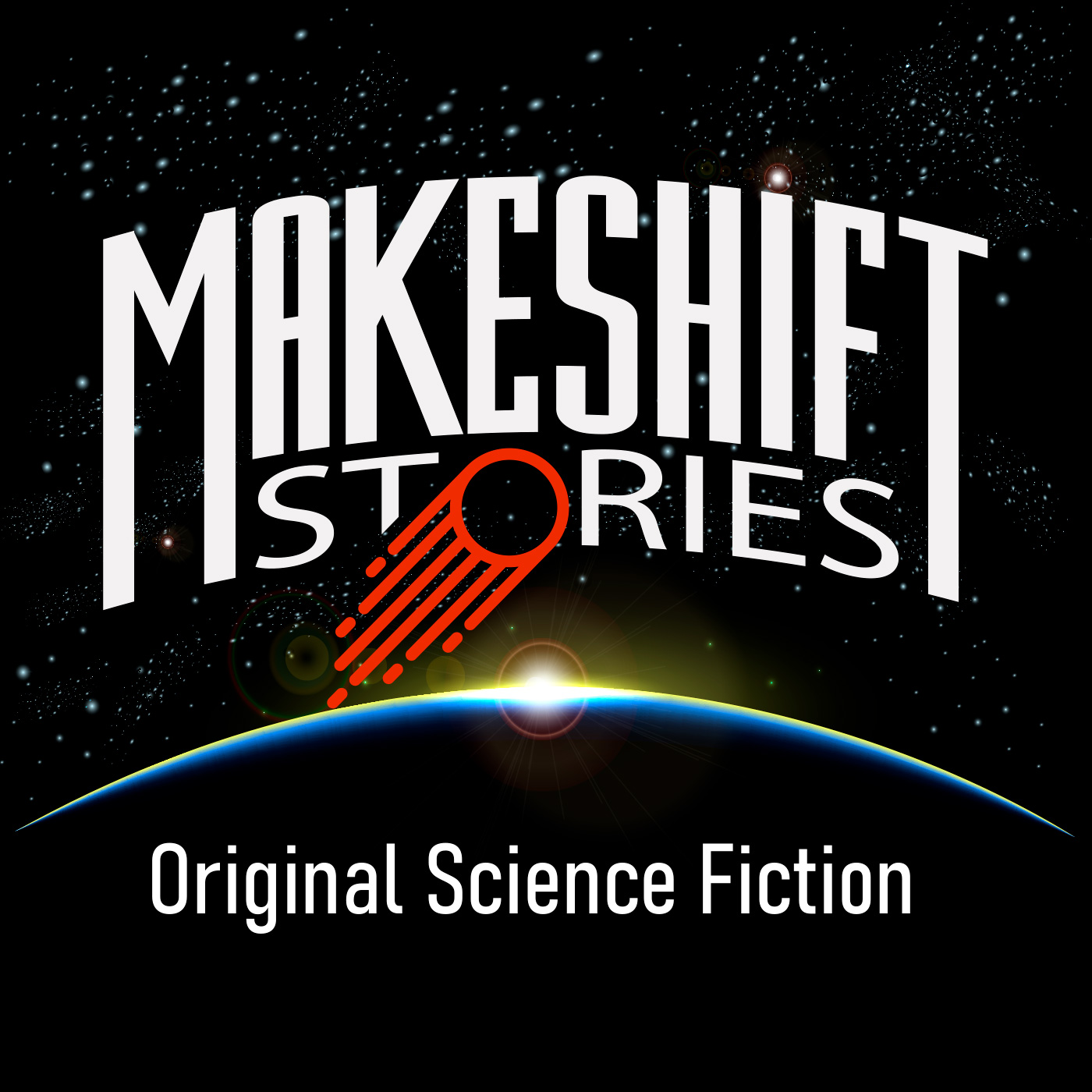 Original Science Fiction - Makeshift Stories
