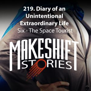 Episode 219 The Space Tourist