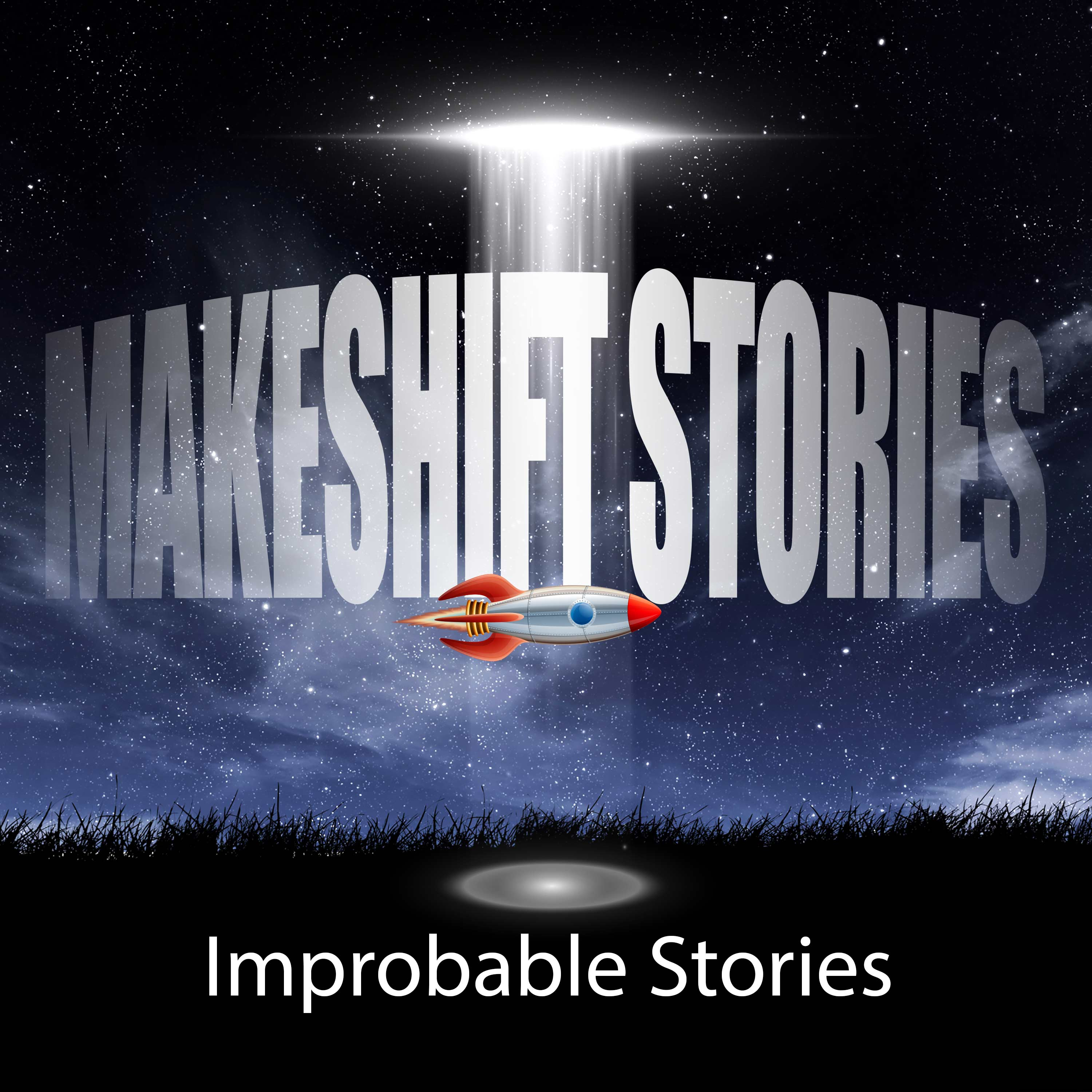 Makeshift Stories: Original Speculative Fiction, Science Fiction and Fantasy